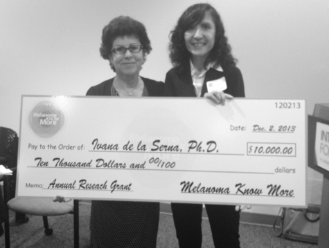 Dr. de la Serna 2013 award